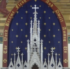 St. Mary's Stencilwork
