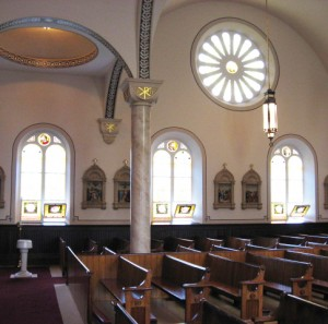 St Paul's interior